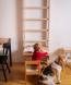 Dětský stoleček na žebřiny BenchK 110 promo fotka 2